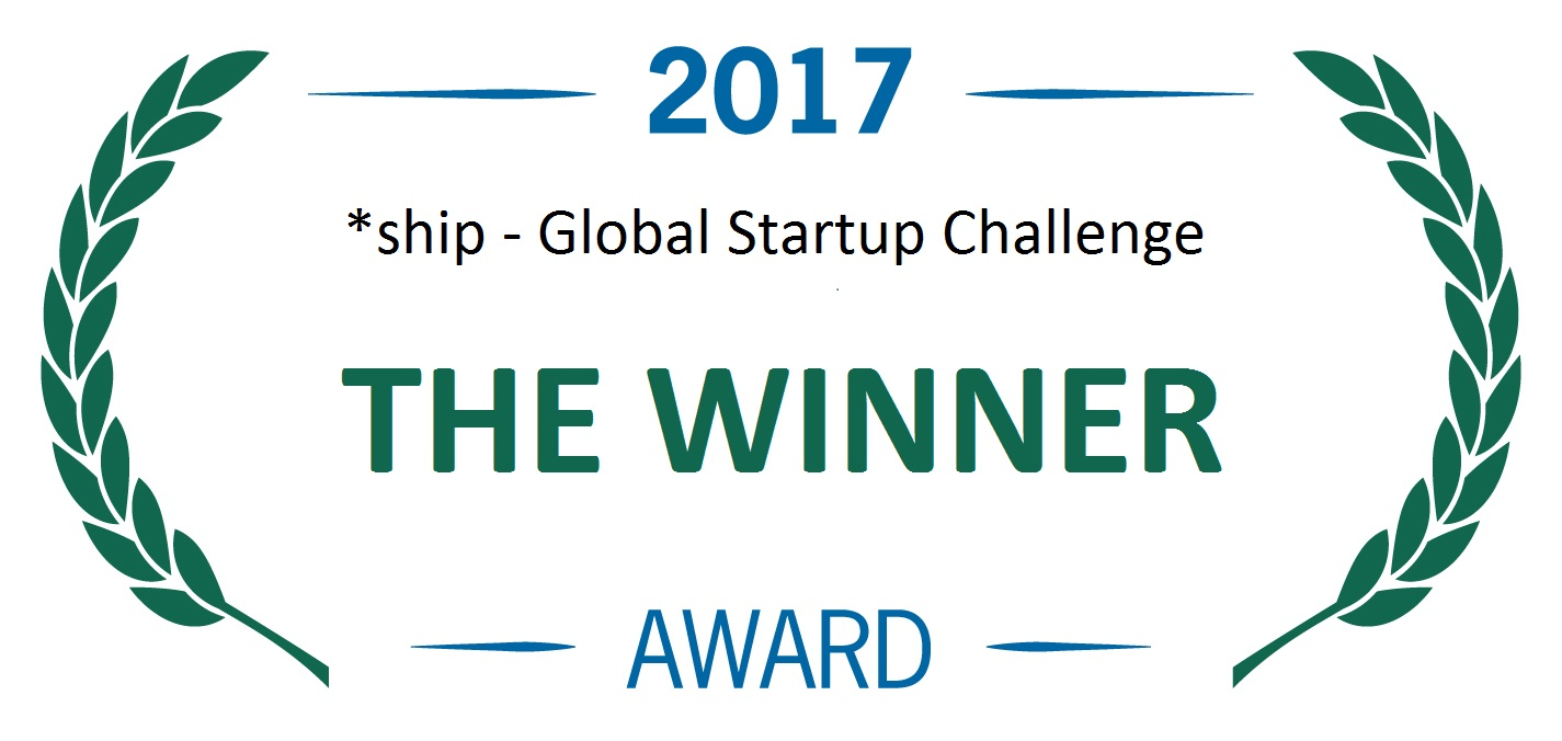 Winning *ship Global Startup Challenge